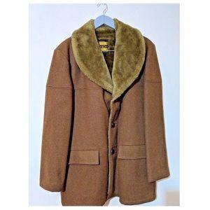 Other - VTG Craftsman Cresco Wool Fleece Lined Coat Sz 42